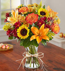Autumn Gathering from Wyoming Florist in Cincinnati, OH