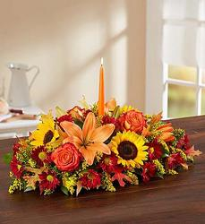 Autumn Centerpeice from Wyoming Florist in Cincinnati, OH