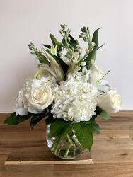 White Simplicity from Wyoming Florist in Cincinnati, OH