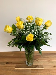Yellow Roses from Wyoming Florist in Cincinnati, OH
